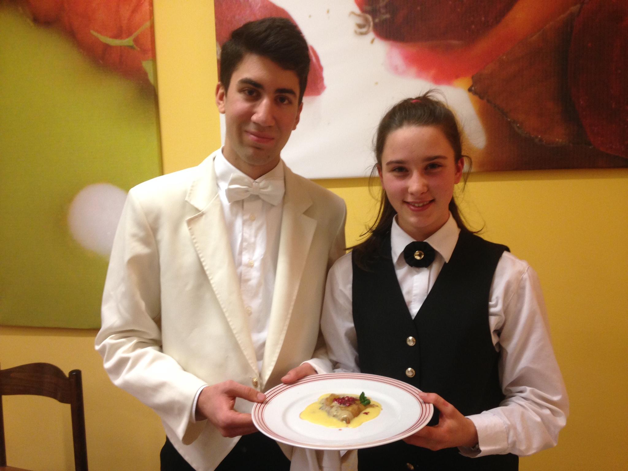 1° concorso interno di cucina flambé | istituto alberghiero ... - Cucina Flambè